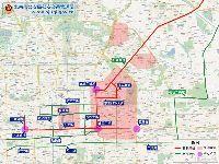 2017年5月13日北京交通出行提示 避开临