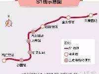 北京地铁S1线进行热滑试验将于2017年底