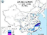 2017年6月21日未来三天全国天气预报:华