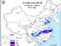 2017年6月23日全国天气预报:河北天津等