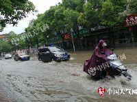 2017年6月29日全国天气预报:南方强降雨