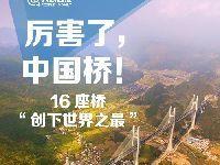 中国超级大桥有哪些?为中国桥梁点赞!