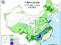 2017年8月13日全国天气预报:贵州广西等