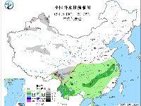 12月19日未来三天全国天气预报:华北黄