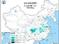12月20日全国大雾黄色预警:河南安徽湖