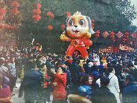 2019北京地坛庙会吉祥物评选揭晓 金猪欢