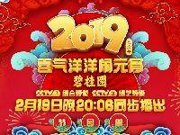 2019央视元宵晚会节目单(官宣版)