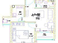 通州光机电公租房项目户型图
