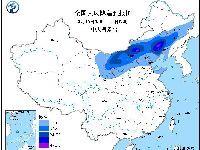 3月19日未来三天全国天气预报:北方地区