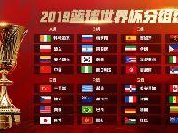 2019男篮世界杯最新最全赛程表(持续更
