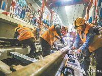 北京通州地铁7号线东延/八通线南延线预
