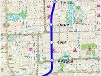 北京地铁19号线最新进展 一站换乘4条地