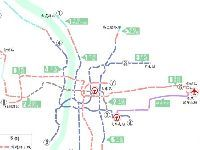 长沙地铁1号线北延线站点+规划图+开通时