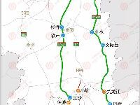 2019年湖南高速春运指南(重点拥堵路段+