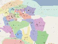 2017大连中山区中、小学学区划分