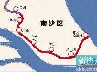 广州地铁四号线延长线什么时候建成?(含