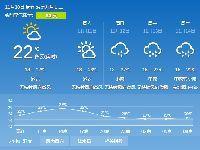 2017年11月10日广州天气预报:晴到多云