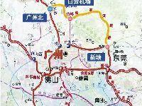 新白广城际铁路站点有哪些?新白广城际