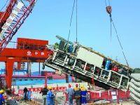 广州4条地铁2017年底开通 13号线首期车