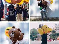 2017三八妇女节广州天适樱花悠乐园活动