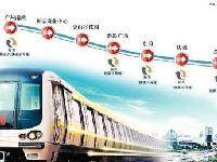 广州地铁18、22号线时速160公里 南沙到