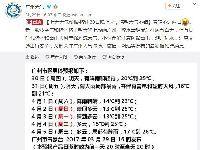 3月30日广东又有强降雨 清明期间天气以