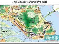 广州地铁四号线南延段2017年底开通 南沙