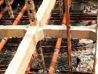 2017年4月广州地铁9号线最新进展:土建