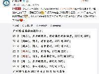 冷空气4月20日开始影响广东 将有中到大