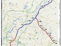 广州地铁14号线知识城支线站点及线路图