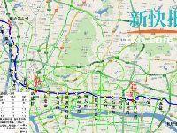 2017广州地铁13号线二期23座车站9座换乘