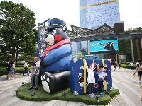 广州天环广场2017端午节活动:熊本熊端