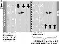 广州大桥新旧桥预计8月全通 南北双向10