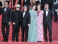 第70届戛纳电影节开幕式红毯明星造型盘