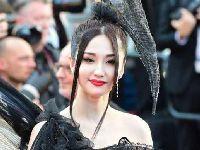 2017年戛纳电影节开幕式红毯 中国网红抢