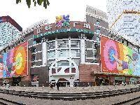 广州正佳广场将建自然历史博物馆 热带雨