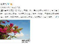 7月11日起三天广东部分地区最高气温33℃
