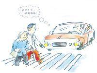 广州电子警察一周拍下336宗不让行人车辆