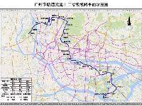 广州地铁12号线站点位置详情一览(图)