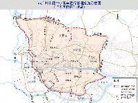 """2018广州""""开四停四""""限行外地车行驶区"""