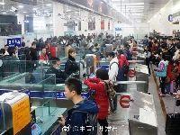 2018年6月18日起中国公民出入境通关排队