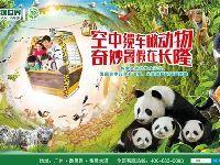 2018暑假广州长隆野生动物园空中缆车全