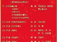 2019央视元旦晚会节目单(官方版)
