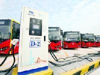2019广州5个公交车充电站向社会车辆开放