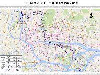 2019广州地铁规划 10号线、24号线、12号