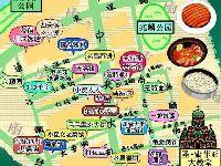 哈尔滨中央大街美食地图【详细版】