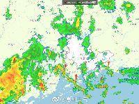惠州天气(2017年7月4日)25到30℃
