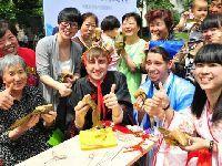 2017杭州上城区端午节各街道组织活动