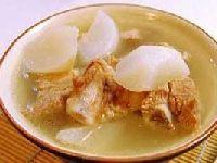 冬季喝甚么汤 尾推萝卜排骨汤
