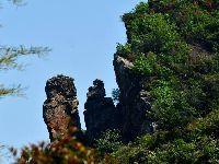 森林旅游度假区 石龙山国家森林公园